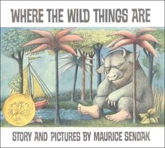 Where the Wild Things Are. Wo die wilden Kerle wohnen, englische Ausgabe - Sendak, Maurice