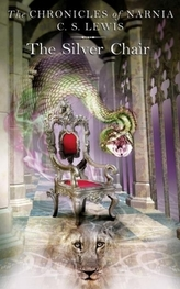 The Silver Chair. Der silberne Sessel, englische Ausgabe