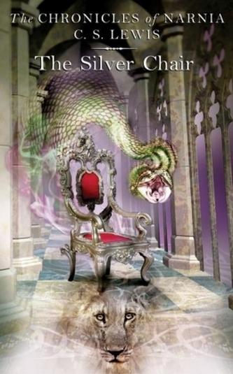 The Silver Chair. Der silberne Sessel, englische Ausgabe - C. S. Lewis