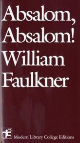 Absalom, Absalom!, English edition