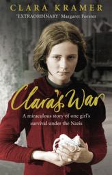Clara's War. Eine Handbreit Hoffnung, englische Ausgabe