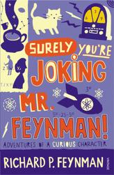 'Surely You're Joking, Mr. Feynman!'. Sie belieben wohl zu scherzen, Mr. Feynman!, englische Ausgabe