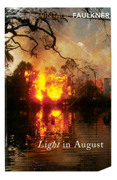 Light in August. Licht im August, engl. Ausgabe