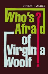 Who's Afraid of Virginia Woolf. Wer hat Angst vor Virginia Woolf?, englische Ausgabe