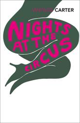 Nights at the Circus. Nächte im Zirkus, englische Ausgabe