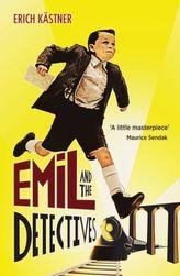 Emil and the Detectives. Emil und die Detektive, engl. Ausgabe