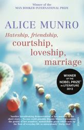 Hateship, friendship, courtship, loveship, marriage. Himmel und Hölle, englische Ausgabe