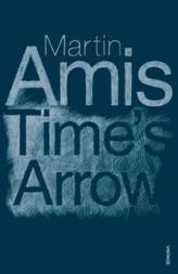 Time's Arrow. Pfeil der Zeit, englische Ausgabe