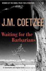 Waiting for the Barbarians. Warten auf die Barbaren, englische Ausgabe