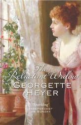 The Reluctant Widow. Die widerspenstige Witwe, englische Ausgabe