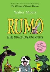Rumo & His Miraculous Adventures. Rumo & Die Wunder im Dunkeln, englisch Ausgabe