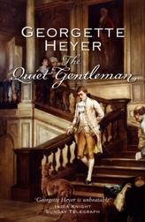 The Quiet Gentleman. Der schweigsame Gentleman, englische Ausgabe