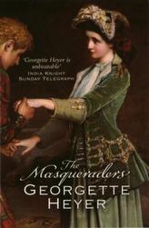 The Masqueraders. Brautjagd, englische Ausgabe