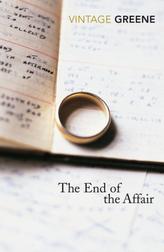 The End Of The Affair. Das Ende einer Affäre, englische Ausgabe