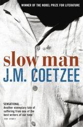 Slow Man. Zeitlupe, englische Ausgabe