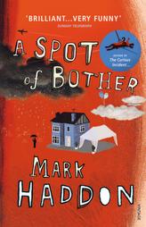 A Spot of Bother. Der wunde Punkt, englische Ausgabe