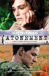 Atonement, Film Tie-In. Abbitte, englische Ausgabe