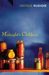 Midnight's Children. Mitternachtskinder, englische Ausgabe