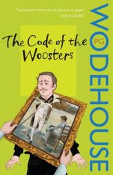 The Code of the Woosters. Alter Adel rostet nicht, engl. Ausg.