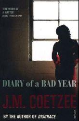 Diary of a Bad Year. Tagebuch eines schlimmen Jahres, englische Ausgabe