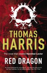 Red Dragon. Roter Drache, englische Ausgabe
