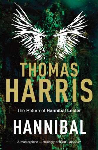 Hannibal, English edition - Thomas Harris