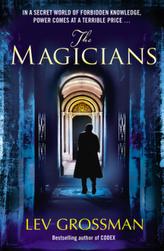 The Magicians. Fillory, Die Zauberer, englische Ausgabe