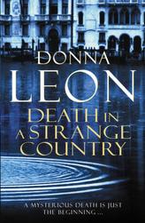 Death in a Strange Country. Endstation Venedig, englische Ausgabe