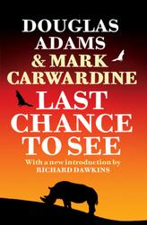 Last Chance to See. Die Letzten ihrer Art, englische Ausgabe