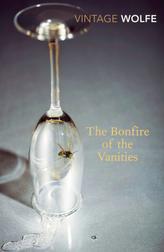 The Bonfire of the Vanities. Fegefeuer der Eitelkeiten, englische Ausgabe