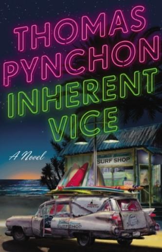 Inherent Vice. Natürliche Mängel, englische Ausgabe - Thomas Pynchon