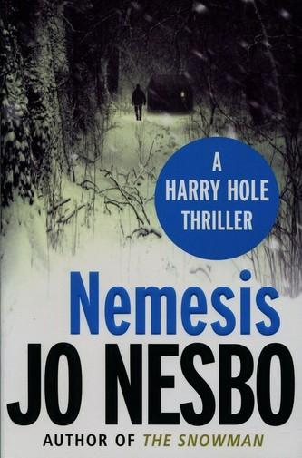 Nemesis. Die Fährte, englische Ausgabe - Jo Nesbø