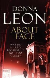 About Face. Schöner Schein, englische Ausgabe