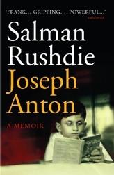 Joseph Anton, English edition