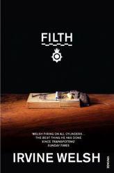 Filth. Drecksau, englische Ausgabe