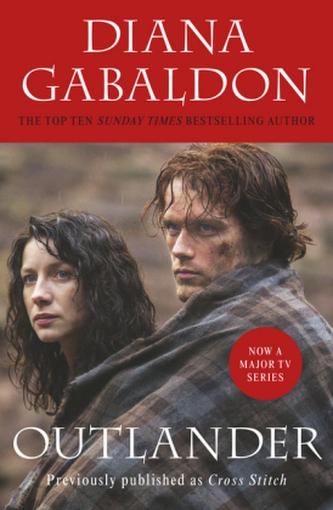 Outlander: Cross Stitch, Film tie-in. Feuer und Stein, englische Ausgabe - Diana Gabaldon