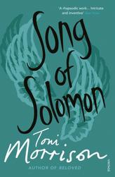 Song of Solomon. Solomons Lied, englische Ausgabe