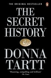 The Secret History. Die geheime Geschichte, englische Ausgabe