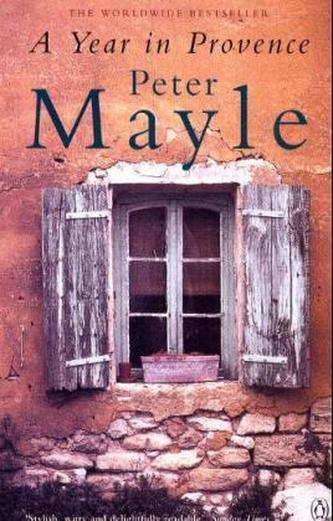 A Year in Provence. Mein Jahr in der Provence, engl. Ausgabe - Peter Mayle