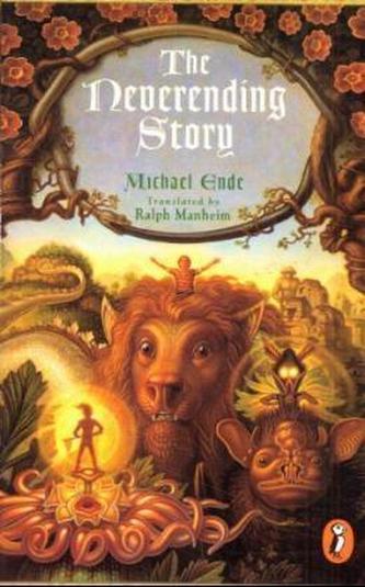 The Neverending Story. Die unendliche Geschichte, englische Ausgabe - Michael Ende