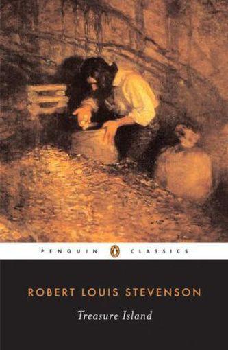 Treasure Island. Die Schatzinsel, englische Ausgabe - Stevenson, Robert Louis