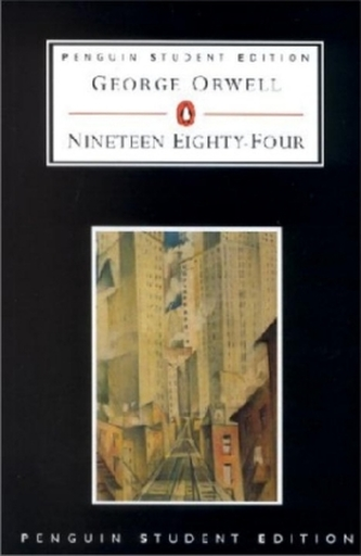 Nineteen Eighty-Four. 1984, English edition - George Orwell