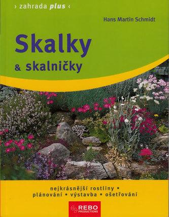 Skalky a skalničky - Zahrada plus - 4. vydání
