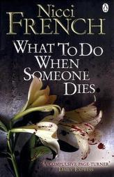 What to Do When Someone Dies. Seit er tot ist, englische Ausgabe