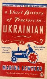A Short History of Tractors in Ukrainian. Kurze Geschichte des Traktors auf Ukrainisch, engl. Ausg.