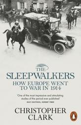 The Sleepwalkers. Die Schlafwandler, englische Ausgabe
