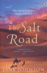The Salt Road. Die Seele der Wüste, englische Ausgabe