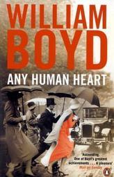 Any Human Heart. Eines Menschen Herz, englische Ausgabe