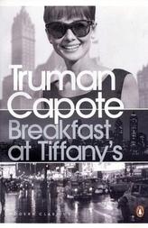Breakfast at Tiffany's. Frühstück bei Tiffany, englische Ausgabe