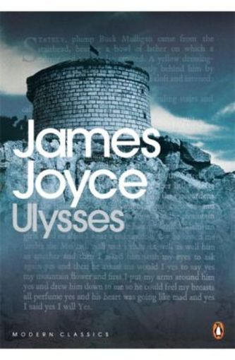 Ulysses, English edition - James Joyce